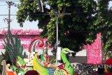 Karnaval pembangunan hibur warga Magelang