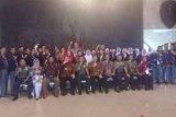 Peserta SMN Kaltim belajar toleransi di Bali