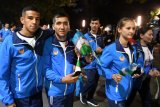 Asian Games-  Perburuan medali emas dimulai