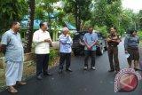 Pelebaran jalan Tanjungraya-Puncak Lawang terkendala status hutan lindung