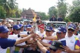 Obor Asian Games singgahi Kabupaten Ogan Ilir
