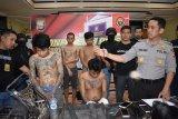 Polrestabes Makassar gelar rekonstruksi pembakaran rumah