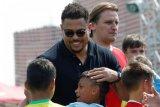 Ronaldo dilaporkan dirawat di RS karena pneumonia
