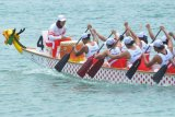 Tim  Perahu Naga Lantamal Rajai Kejuaraan Dayung