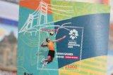 Asian Games - PT Pos lincurkan 2.000 perangko di Plembang