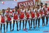 Perolehan medali Asian Games, Indonesia terancam digeser Korut