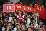 Menanti sukses ajang olahraga dunia di periode kedua Jokowi