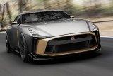 Nissan GT-R50 Italdesign seharga Rp17,5 miliar