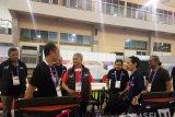 Asian Games (serba-serbi) - Kucing bunting yang selalu hadir di MPC