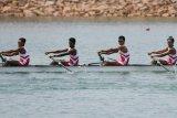 Asian Games (dayung) - Timnas rowing tampil maksimal di Palembang