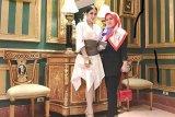 Ucapan selamat dari Paris Hilton pada Syahrini