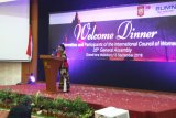 Menteri PPPA: Sidang Umum ICW memajukan perempuan