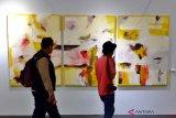 Puluhan seniman pamerkan karya di Bukitinggi