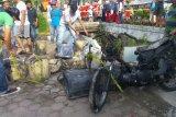 Kerugian akibat kebakaran SPBU Sawahan Padang ditaksir Rp500 juta