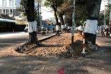 Revitalisasi Boulevard Suroto Yogyakarta mulai dikerjakan