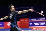 Pelatih targetkan Ginting masuk semifinal BWF World Tour Finals 2018