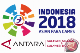 Sejumlah artis meriahkan pawai obor Asian Paragames