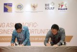 BP Batam-Bekraf kerja sama pengembangan UMKM