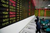 Saham-saham China berakhir menguat dipicu data ekonomi positif