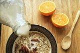 Turunkan berat badan dengan menu sarapan terbaik