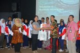 BUMN Hadir : Peserta SMN Kunjungi pusat Industri Batamindo