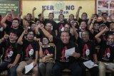 Relawan Jokowi: Nomor satu untuk satu periode lagi