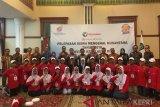BUMN Hadir - Sekda Kepri lepas peserta SMN IV