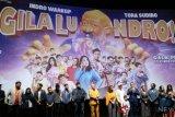 Film 'Gila Lu Ndro' bercerita mengenai alien