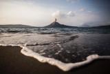 Gunung Anak Kraktau alami tiga kali kegempaan vulkanik dalam sehari