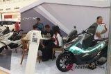 Sekali pameran di Palu, 16 unit pcx diborong pelanggan