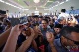 Sandiaga Uno berkomitmen tingkatkan kesejahteraan pekerja