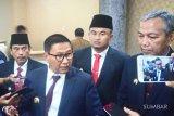 Gubernur enggan komentari sejumlah kepala daerah di Sumbar dukung Jokowi