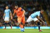 Lyon sukses pecundangi juara Inggris Manchester City