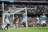 Manchester City menang telak atas Fulham