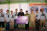 Pemkot Kediri kunjungan kerja ke Lombok Utara
