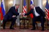 Di KTT G20, Putin dan Trump bertemu