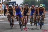 Asian Games (triathlon) - Atlet triathlon Indonesia belajar banyak dari Asian Games 2018