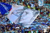 Lazio dihukum tutup sebagian tribun karena aksi rasis