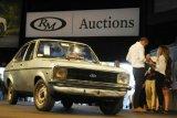 Ford Escort bekas Paus Yohanes Paulus II laku Rp 1,7 miliar di pelelangan