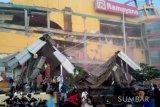 Kota Palu lumpuh total akibat gempa
