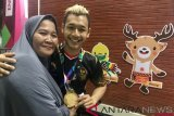 Asian  Games - Hanifan naikkan haji orang tua usai terima bonus