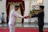 Presiden Jokowi lantik sembilan gubernur