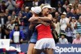 Ashleigh Barty  ia terpilih sebagai  petenis  WTA terbaik di bulan Maret