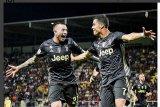 Juventus kokoh di puncak klasemen Liga Italia, libas Sassuolo 3-0