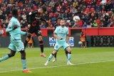 Hasil dan klasemen Liga Jerman, Leverkusen tinggalkan zona degradasi