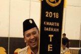 Kwarda Lampung sabet predikat Kwarda Tergiat II Nasional