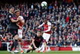 Emery berubah pikiran setelah Lacazette mencetak gol