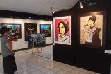 Pameran Lukisan Karya Anfield Wibowo