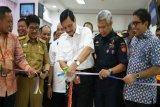 Menko Kemaritiman resmikan TPS online Pelabuhan Panjang