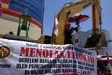 Pedagang Slamet Riyadi tolak relokasi ke PKL Center